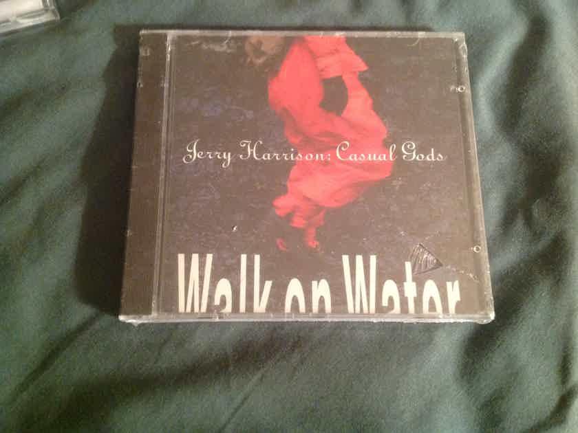 Jerry Harrison Talking Heads  Walk On Water