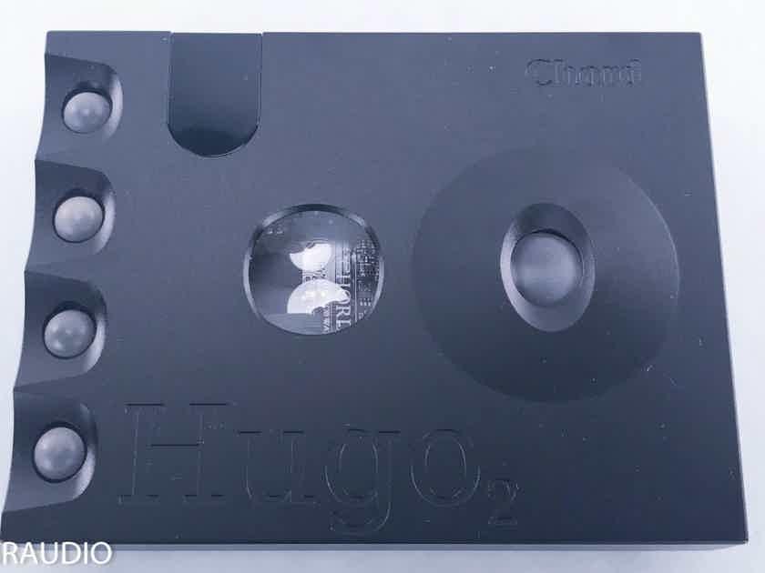 Chord Hugo2 Portable Headphone Amplifier / DAC D/A Converter (New / Open Box) (14532)