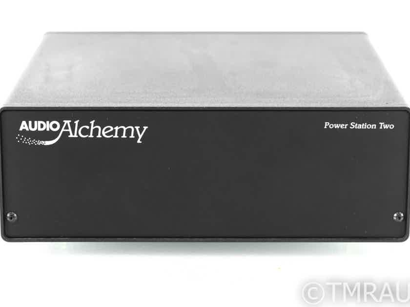 Audio Alchemy PS2 Power Supply; PS-2; 3 DC Outputs (21708)