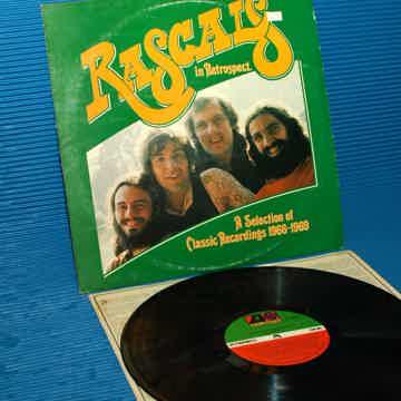 "THE RASCALS   - ""In Retrospect"" -  Atlantic 1980 Austra..."
