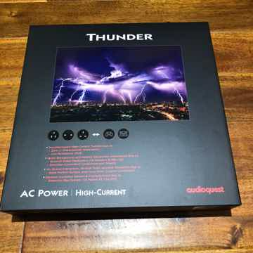 Thunder power cord 2 m