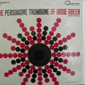 URBIE GREEN - THE PERSUASIVE THROMBONE
