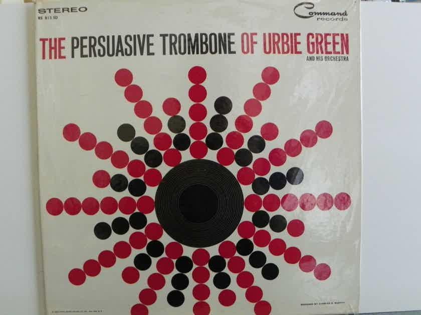 URBIE GREEN - THE PERSUASIVE THROMBONE