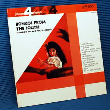 "EDMUNDO ROSS & ORCHESTRA   - ""Bongos From the South"" - ..."