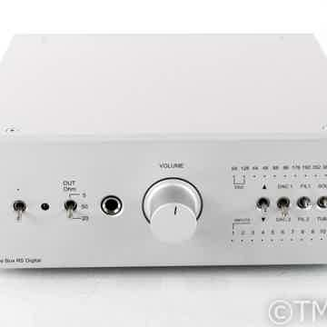 Pre Box RS Digital Tube Hybrid DAC