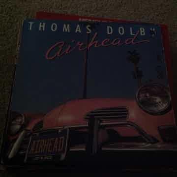 Thomas Dolby - Airhead 12 Inch EP EMI Mannhattan Record...