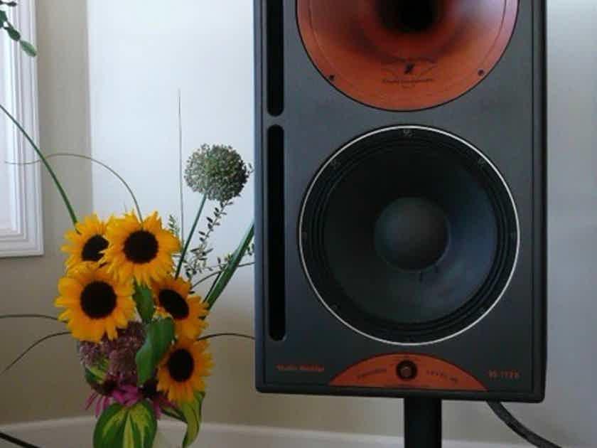 zingali 95 112 ii studio monitor monitors audiogon. Black Bedroom Furniture Sets. Home Design Ideas
