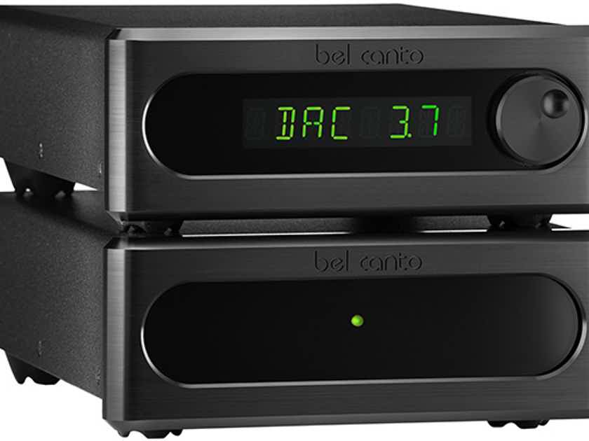 Bel Canto Design DAC3.7 with VBL1 and REF VB cable