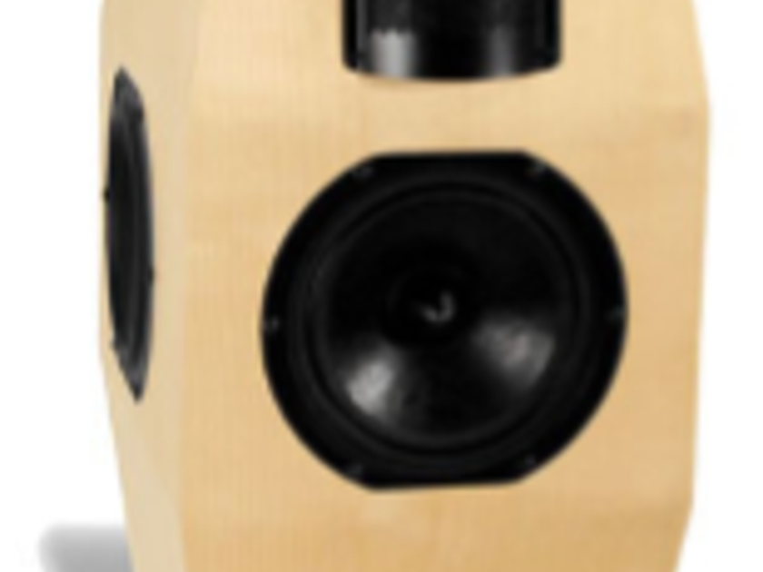 T+A TCI C2 speaker. Available in Black and Maple
