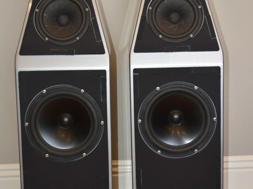 Wilson Audio Sophia Speakers -- Very Good Condition (see pics)!