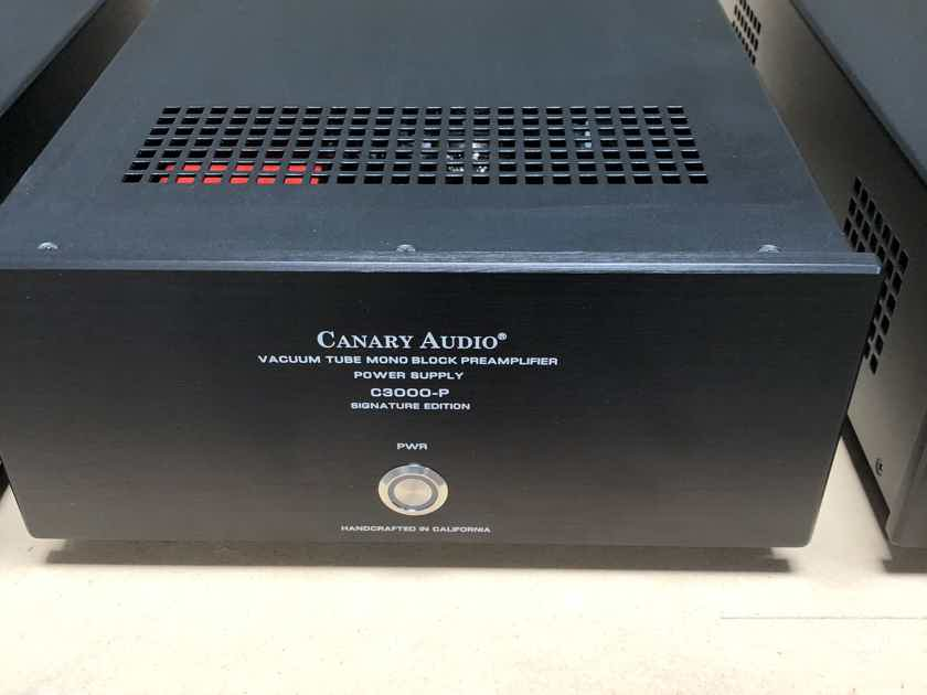 Canary Audio C3000  Preamplifier BLOWOUT SALE
