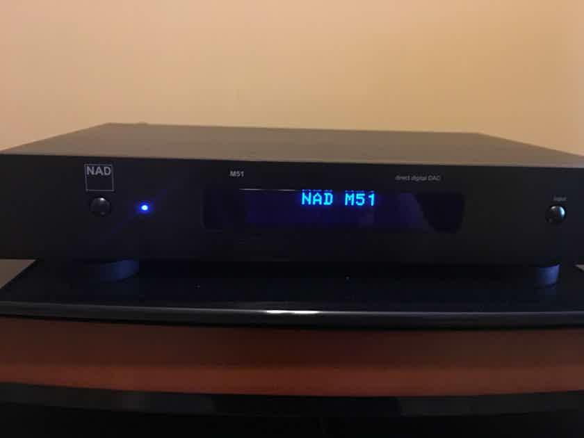NAD M51 DAC (Black)