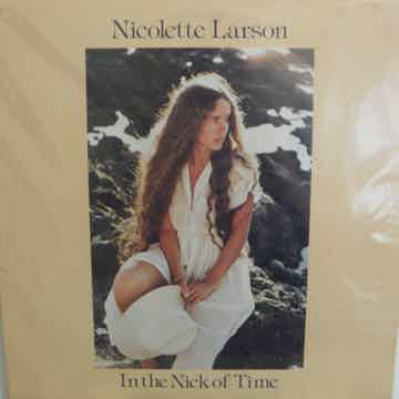 NICOLETTE LARSON IN THE NICK OF TIME