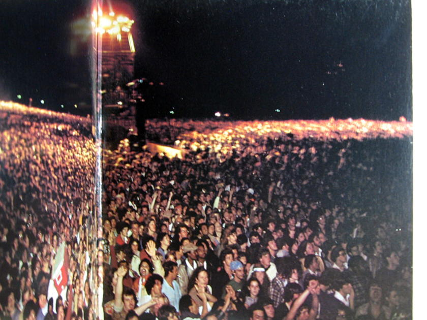Simon & Garfunkel - The Concert In Central Park - 1982 Warner Bros. Records 2BSK 3654