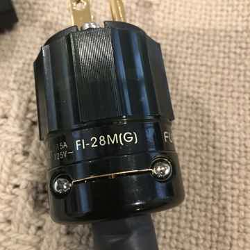 cable w/Furutech FI 28M