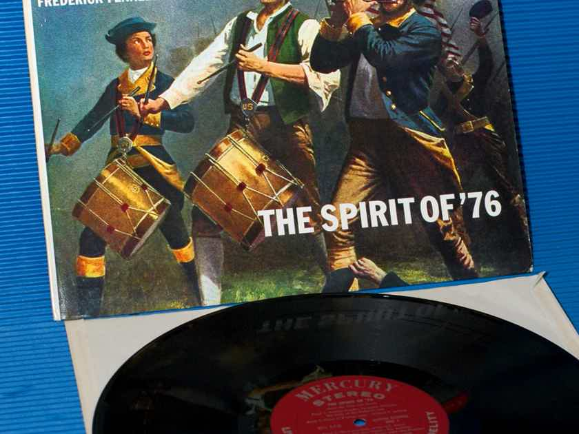 "FREDERICK FENNELL  - ""Spirit Of 76"" - Mercury Living Presence stereo 1958 1st Pressing!"
