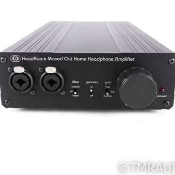 Maxed Out Home Headphone Amplifier