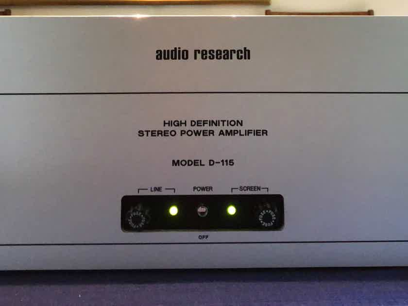 Audio Research D-115 mkII