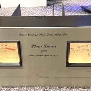 Phase Linear 400 Classic 200 watt Stereo