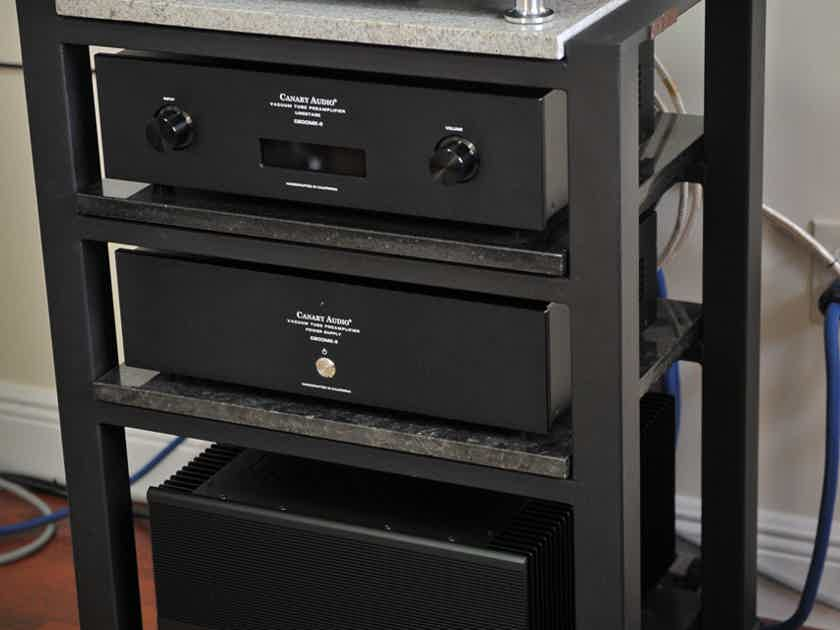 Sound Anchors  Custom 4 Shelf Audio Rack-Stand at HIGH-END PALACE
