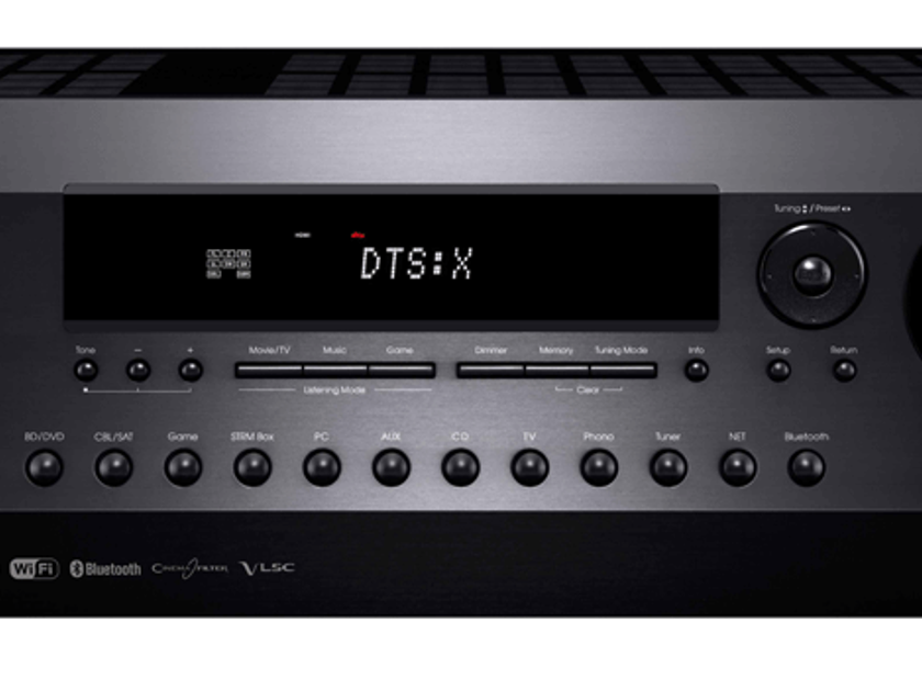 Integra Home Theater DRX-3 A/V Network Receiver 7.2 channel