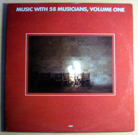 ECM Records Promo Sampler Double LP