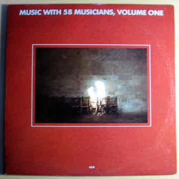 ECM Records Promo Sampler Double LP Music With 58 Musicians, Volume One
