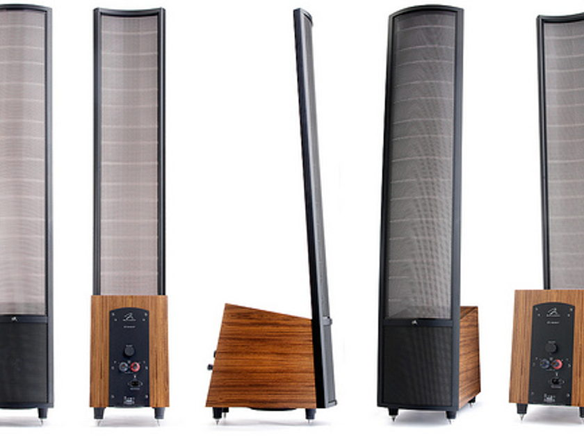 Martin Logan Ethos New sealed, with full warranty Dark Cherry