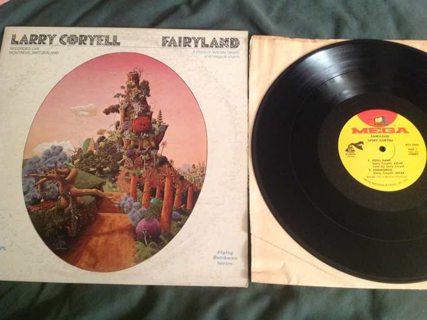 Larry Coryell Fairyland