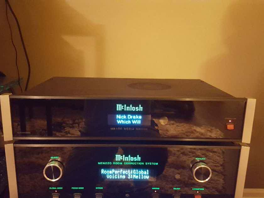 McIntosh MB 100 Media Bridge