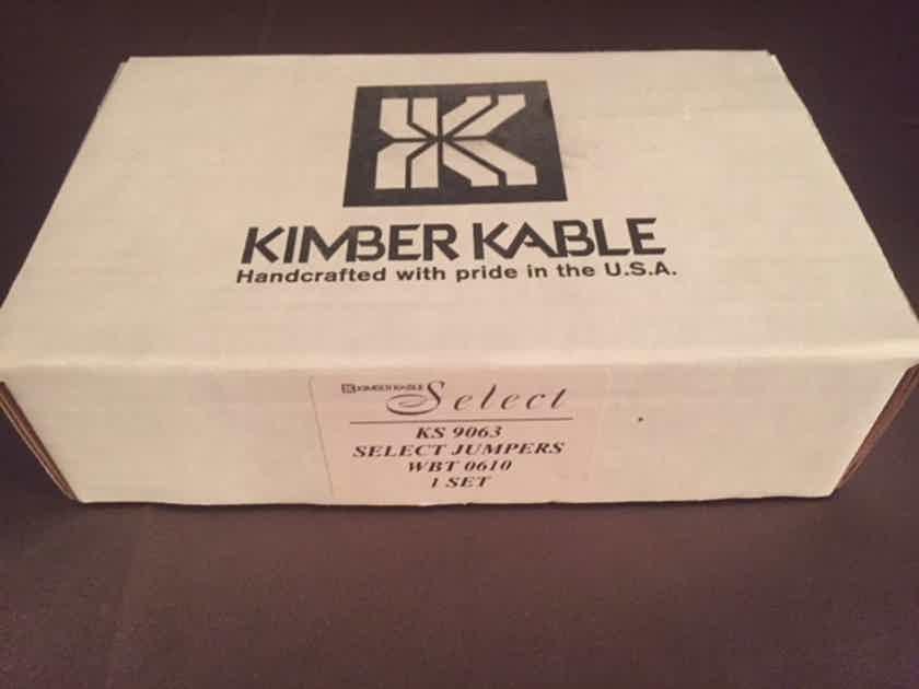 Kimber Select KS 9063 Jumper Set