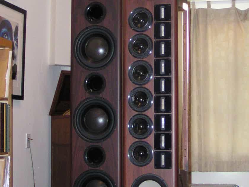 Nola Speakers Exotica Grand Reference Loudspeaker System