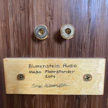Blumenstein Mako Floorstanders