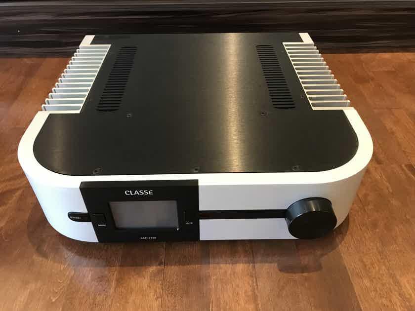 Classe CAP-2100  Integrated Amp!