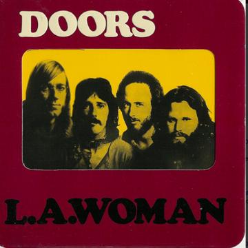 The Doors LA Woman - DCC - 24k Gold CD