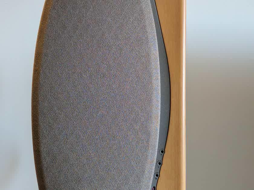 Infinity Intermezzo 2.6 Cast Aluminum Resonance Free Speakers