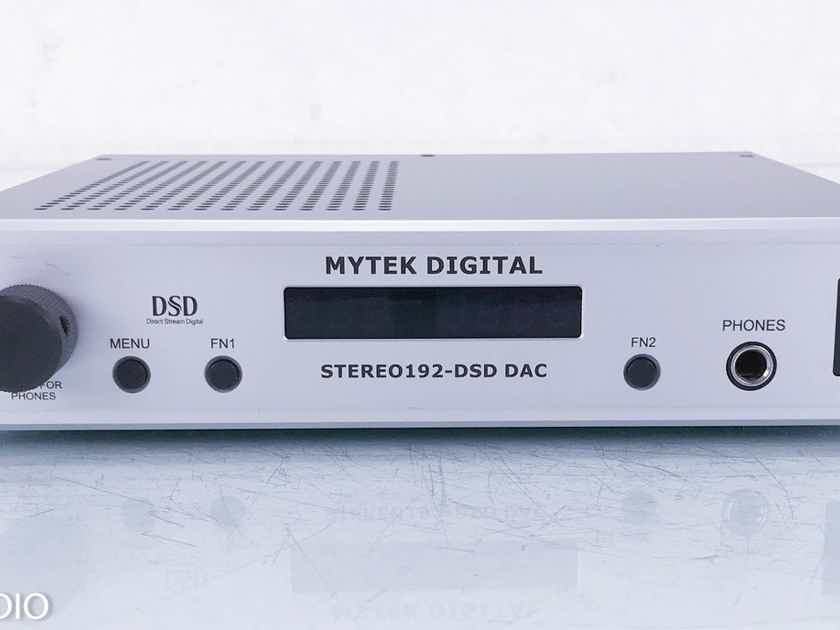 Mytek Digital Stereo192-DSD DAC D/A Converter (14513)