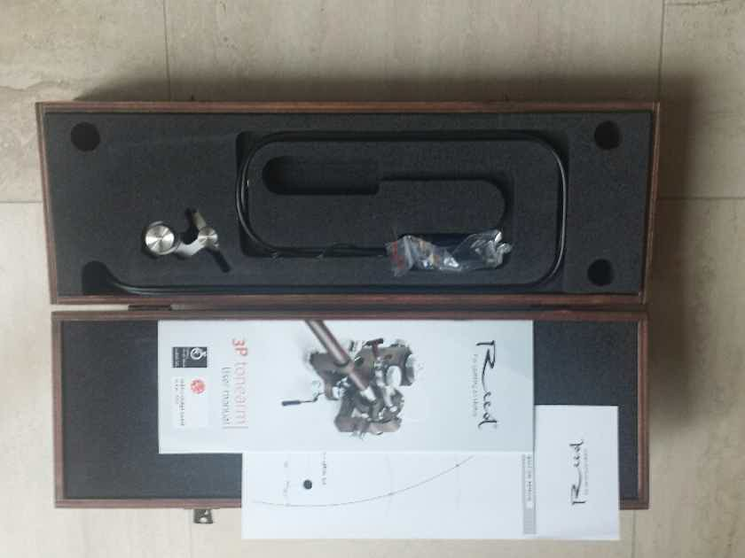 """Reed Tonearms 3P 9.5"""", NEW"""