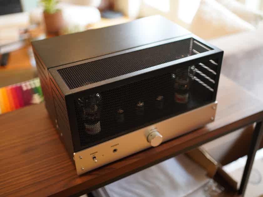 Elekit Audio TU-8600R, Stereophile Class B 300B SET amp, Must see!