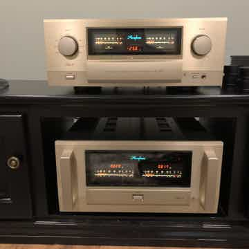 Accuphase  E-650 Integrated Amplifier: Purchased new 6/19