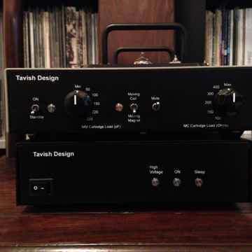 Adagio Vacuum Tube Phono Stage (MM/MC)