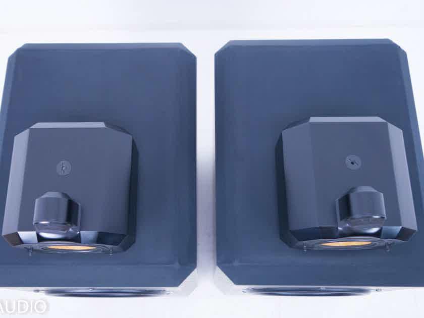 B&W Matrix 801 S2 Floorstanding Speakers; Black Pair; 801M Series II (11318)