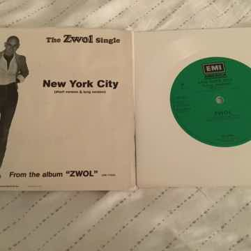 Zwol Odd Shaped Promo Long/Short Versions  New York City
