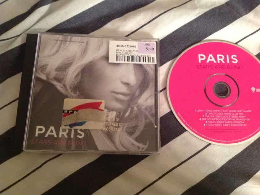 Paris Hilton Stars Are Blind
