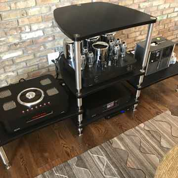 BBS AUDIO RACK SYSTEMS BBS-3 3 SHELF SYSTEM