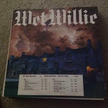 Wet Willie - Manorisms Epic Records White Label Promo V...