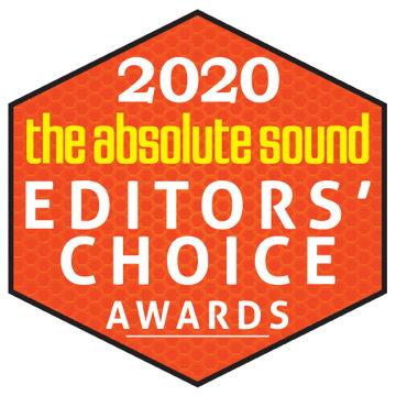 The Absolut Sound Editor's Choice Award 2020