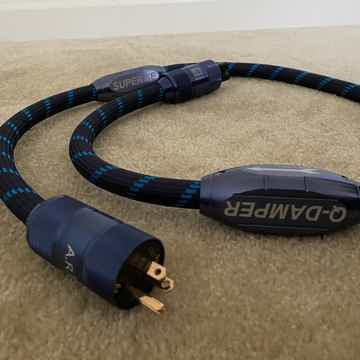 Audio Reference Technology Super SE Power Cable