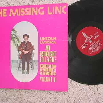 colleagues lp record the missing linc volume II