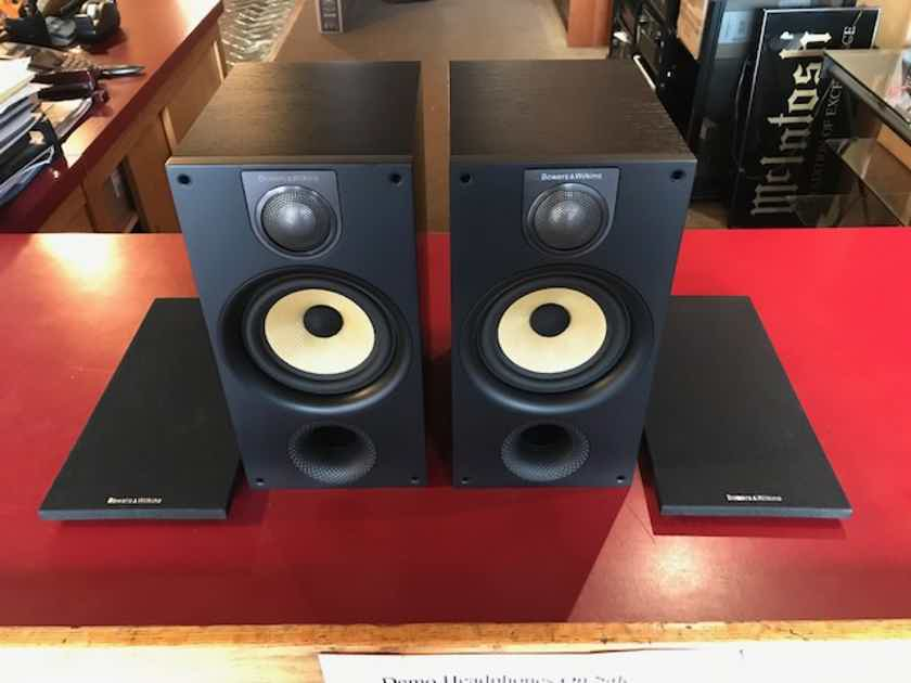 B&W (Bowers & Wilkins) 686 S2 Black Ash